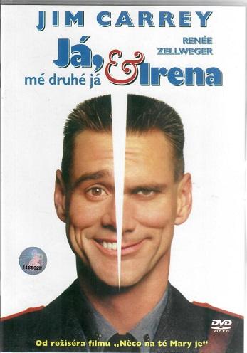 Já, mé druhé já a Irena ( plast ) DVD