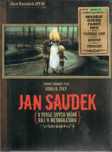 Jan Saudek - V pekle svých vášní, ráj v nedohlednu ( digipack ) DVD