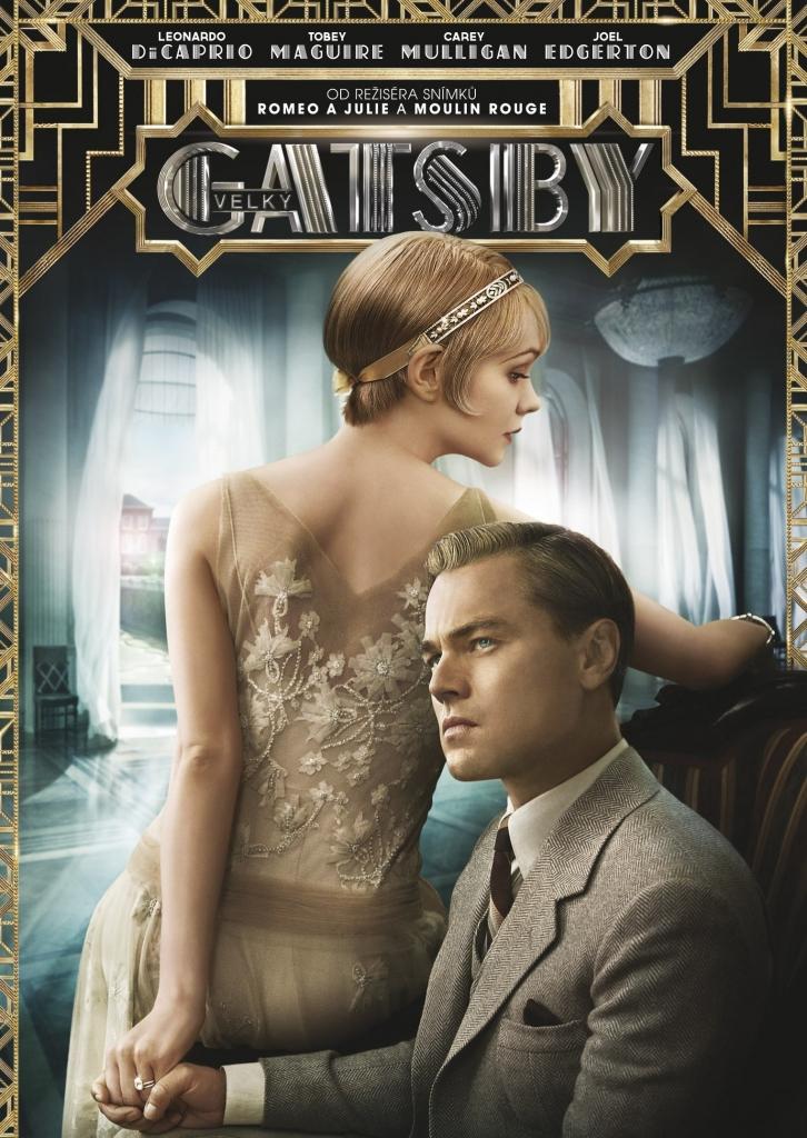 Velký Gatsby - DVD plast