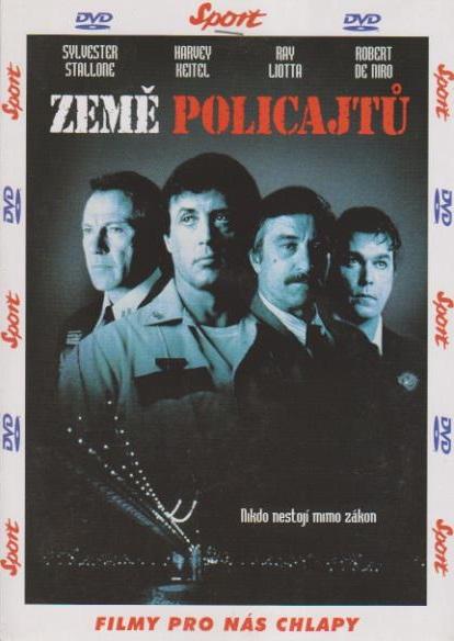 Země policajtů ( pošetka ) - DVD