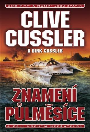 Znamení půlměsíce - Clive Cussler a Dirk Cussler