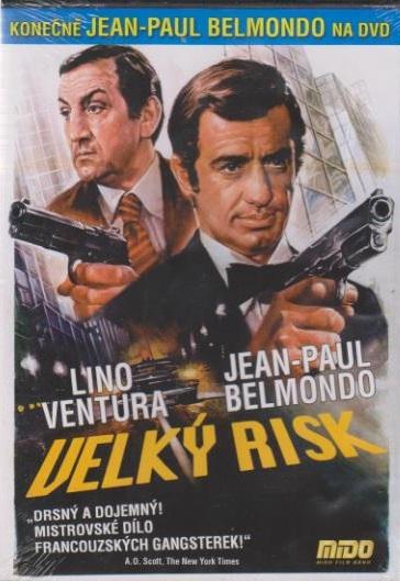 Velký risk - DVD