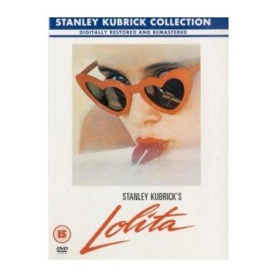 Lolita ( originální znění, titulky CZ ) digipack DVD