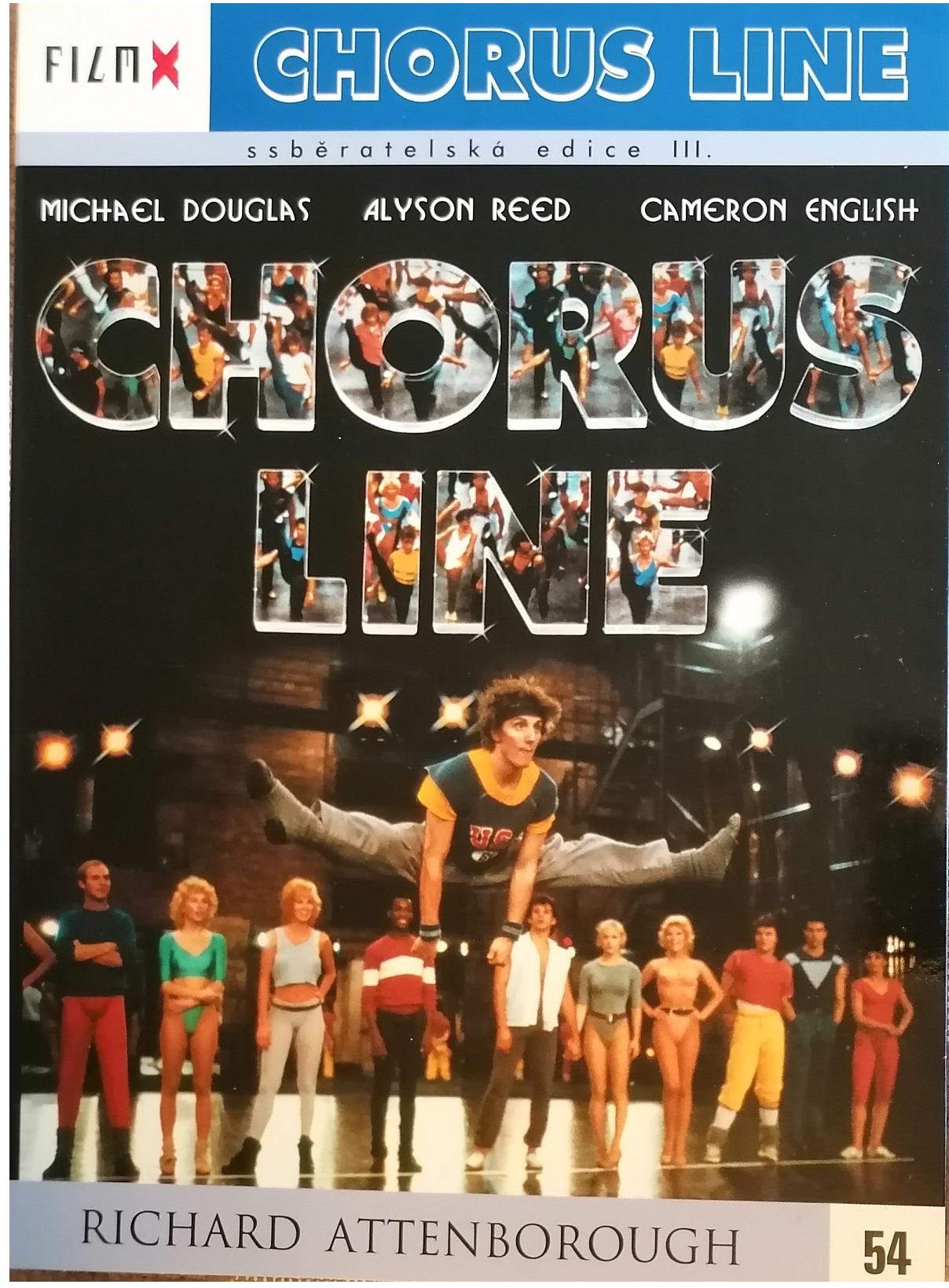 Chorus line - DVD digipack