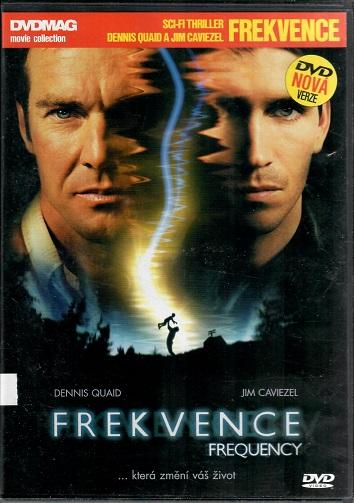 Frekvence ( plast ) DVD