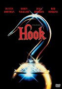 Hook - DVD plast