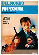 Profesionál ( Belmondo ) - DVD plast