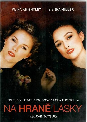 Na hraně lásky ( plast ) DVD