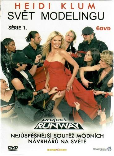Heidi Klum: Svět modelingu - 6x DVD