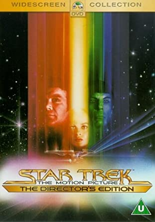 Star Trek - The Motion Picture - The Director's Edition -2 DVD plast
