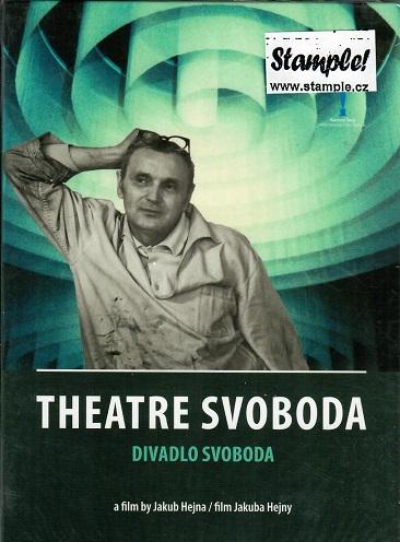 Theatre Svoboda / Divadlo svoboda - film Jakuba Hejny ( digipack ) DVD