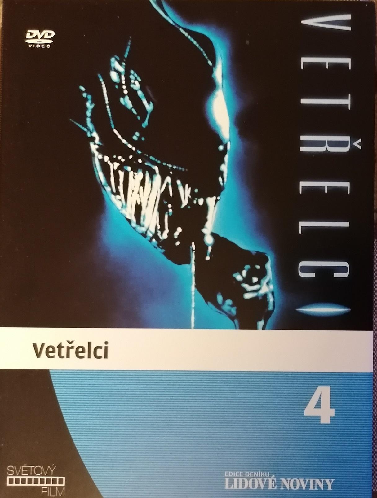 Vetřelci - DVD digipack
