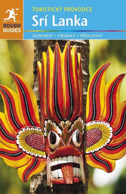 Srí Lanka - turistický průvodce /bazarové zboží/