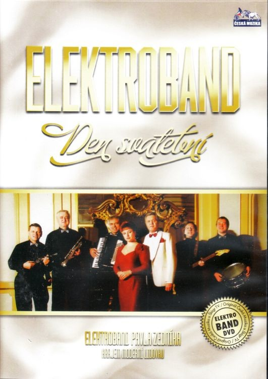 Elektroband - Den svatební - DVD plast