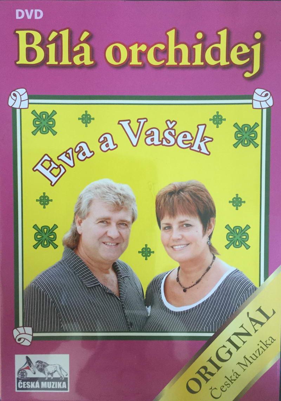 Eva a Vašek - Bílá orchidej - DVD plast