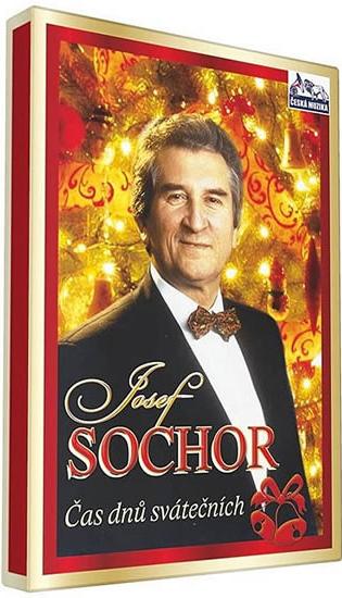 Josef Sochor - Čas dnů svátečních - DVD plast