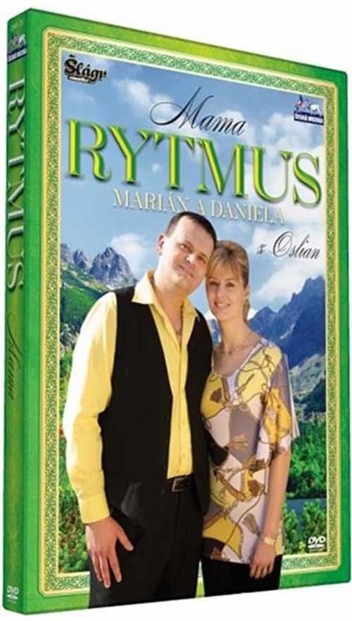 Rytmus z Oslian - Mama - DVD plast