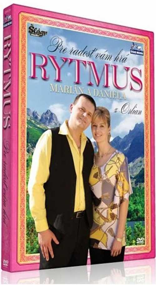 Rytmus z Oslian - Pre radosť vám hrá... - DVD plast