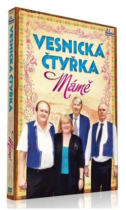 Vesnická čtyřka - Mámě - DVD plast