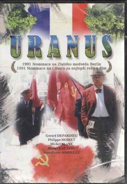 Uranus - DVD plast