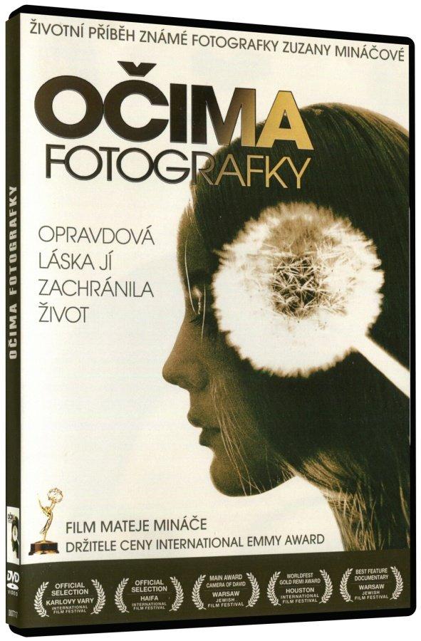 Očima fotografky - DVD plast