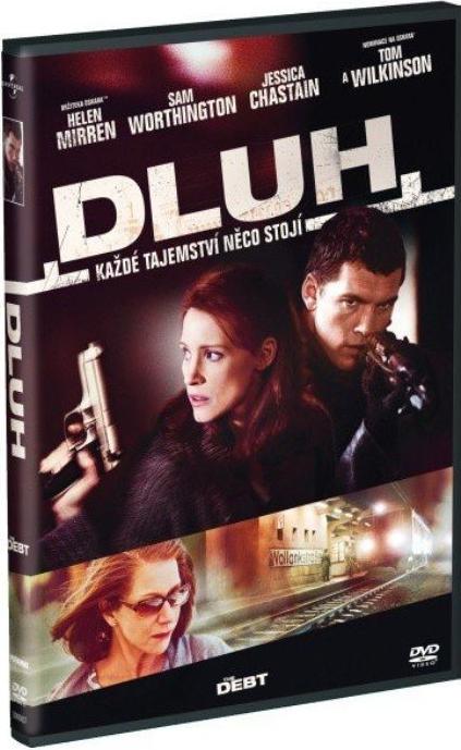 Dluh - DVD plast