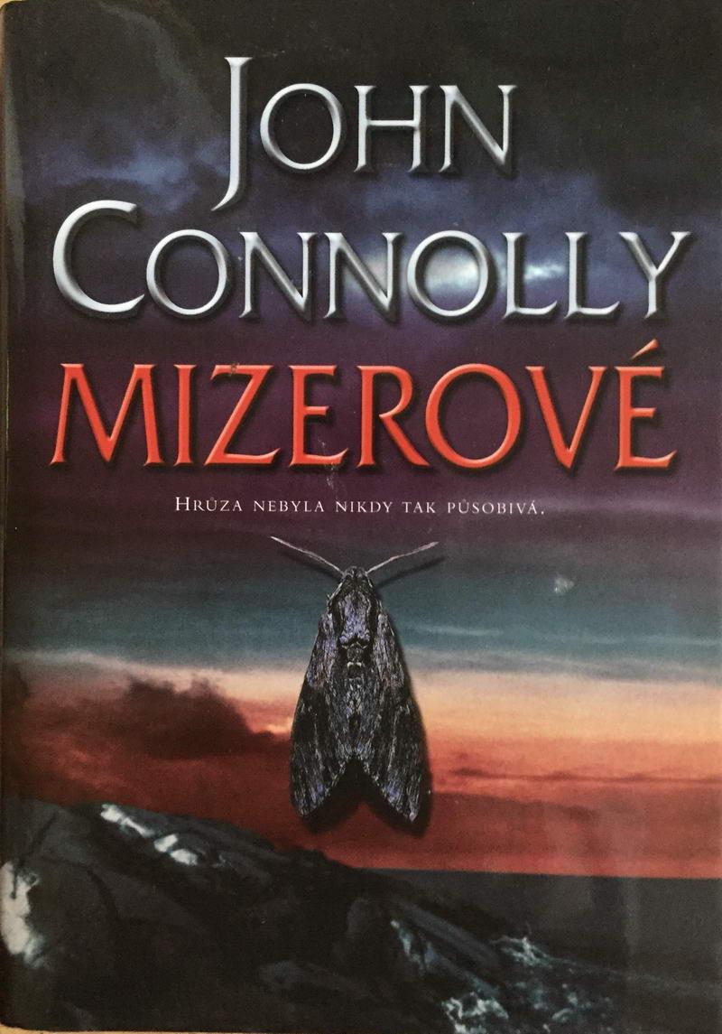 Mizerové - John Connoly /bazarové zboží/