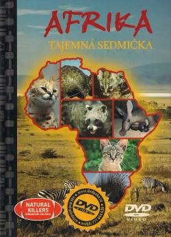 Afrika - Tajemná sedmička - DVD + brožura