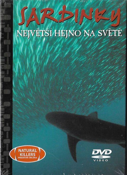 Sardinky - největší hejno na světě - DVD + brožura