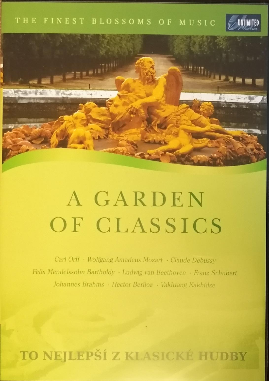 A garden of classics - DVD plast