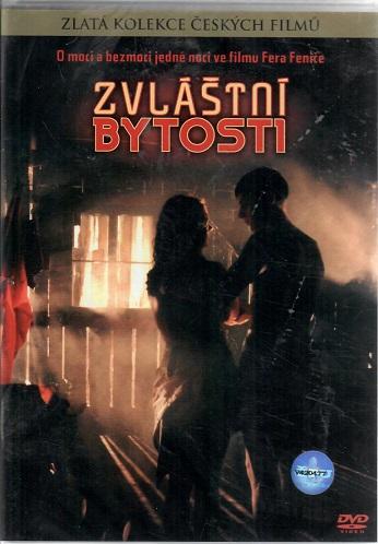 Zvláštní bytosti ( plast ) DVD