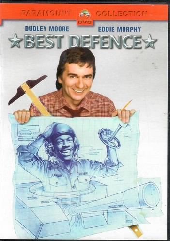 Best defence / Nejlepší obrana ( originální znění, titulky CZ ) plast DVD