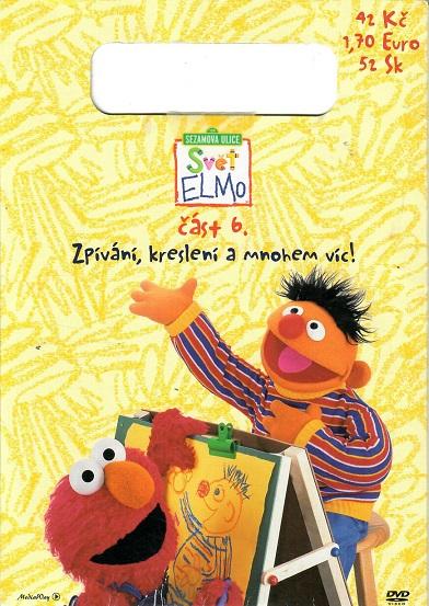 Svět Elmo část 6 ( pošetka ) DVD