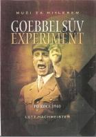 Goebbelsův experiment - DVD plast