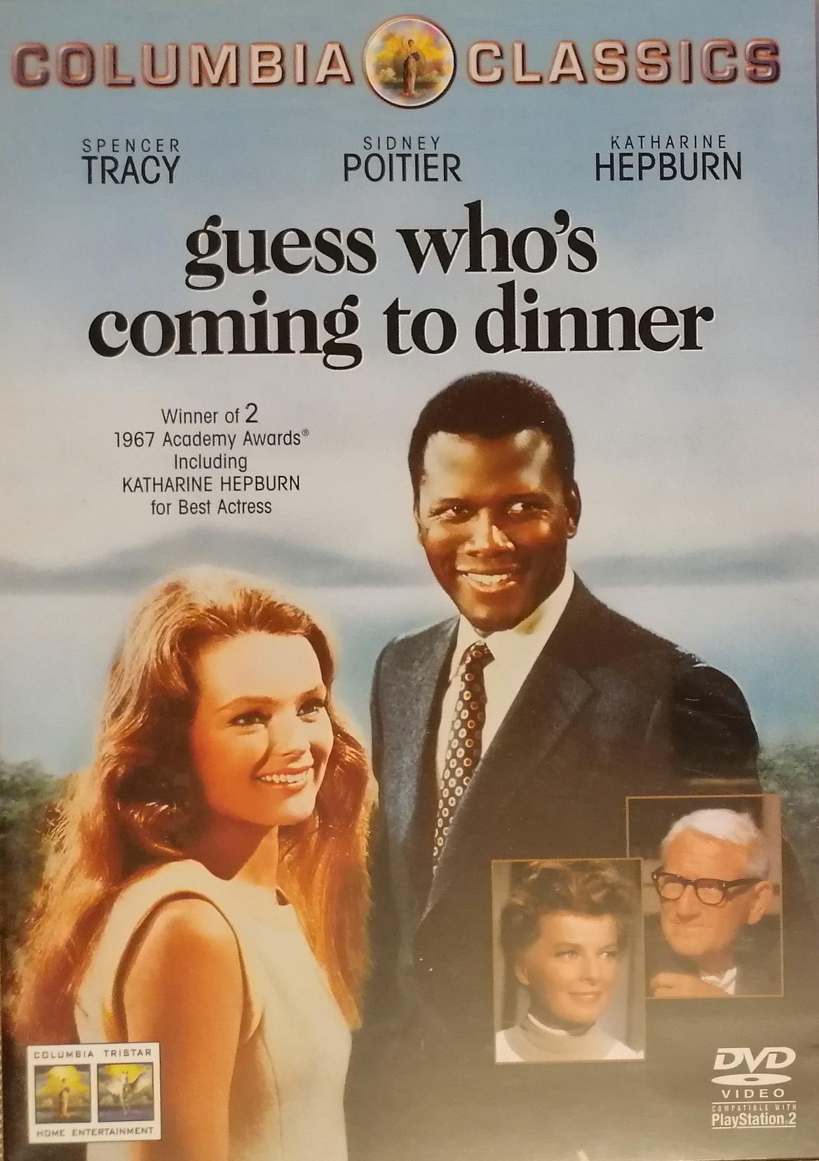 Guess Whos Coming to Dinner (Hádej, kdo přijde na večeři ) - DVD plast