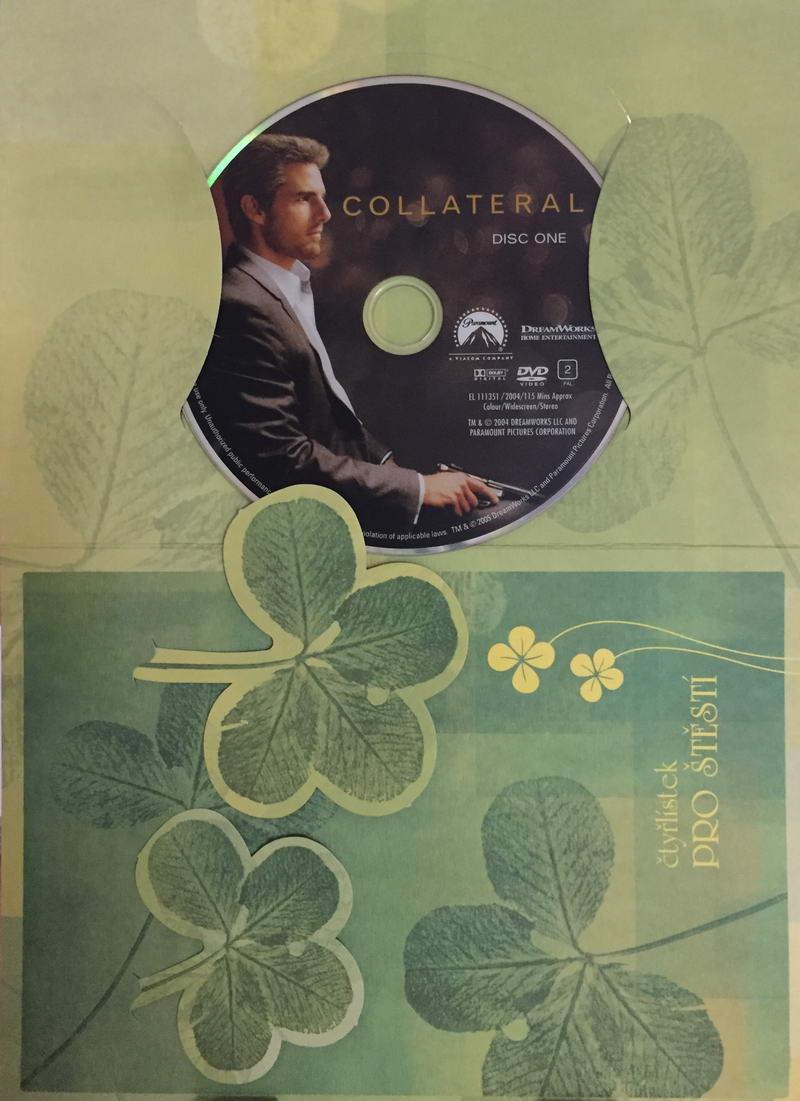 Collateral - DVD /dárkový obal/