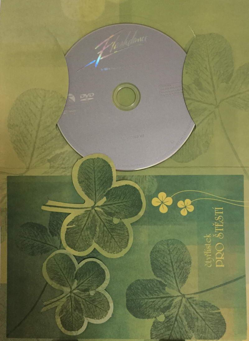 Flashdance - DVD /dárkový obal/