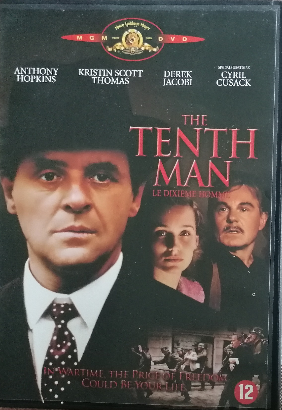 The Tent man ( Desátý muž ) - DVD plast