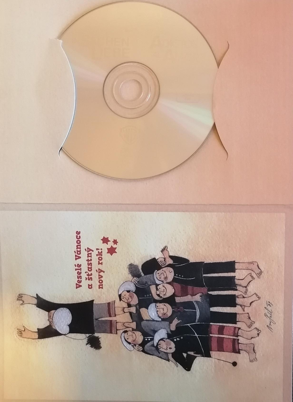 Addicted to Love (Propadlí lásce ) - DVD - dárková obálka