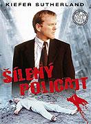 Šílený policajt - DVD digipack
