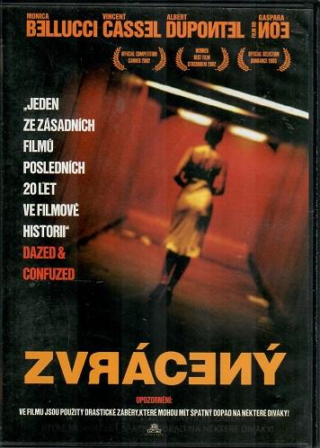 ZVRÁCENÝ ( slim ) DVD