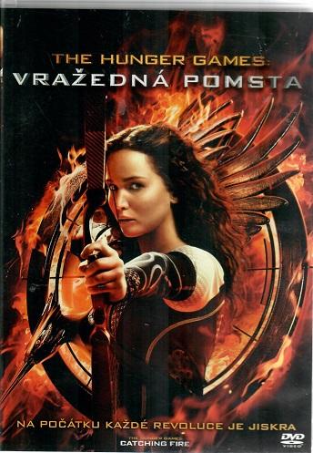 Hunger Games : Vražedná Pomsta ( plast ) DVD
