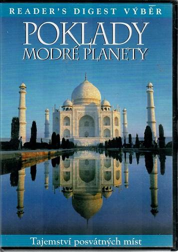 Poklady modré planety: Tajemství posvátných míst ( plast ) DVD