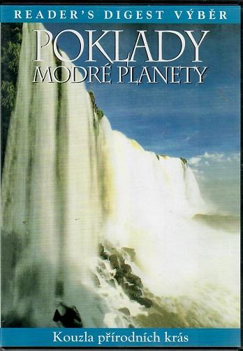 Poklady modré planety: Kouzla přírodních krás ( plast ) DVD