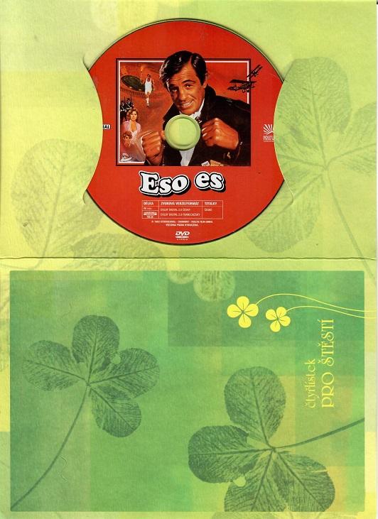 Eso es ( dárkový papír obal ) DVD