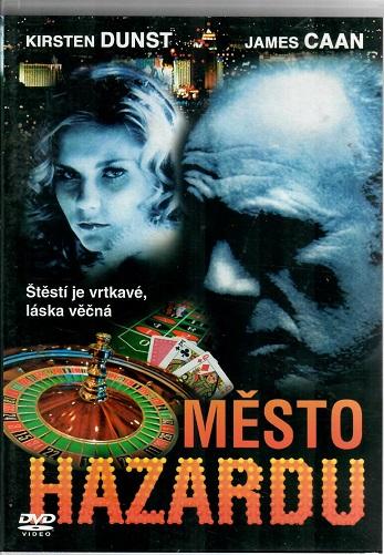 Město hazardu ( Plast ) DVD
