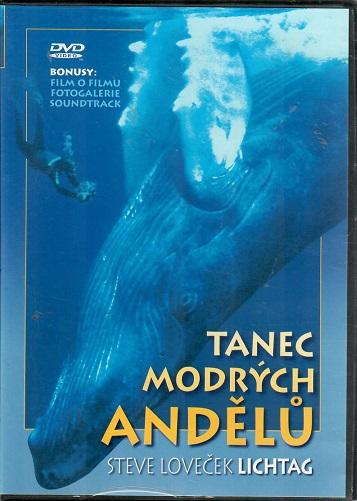 Tanec modrých andělů ( plast ) DVD