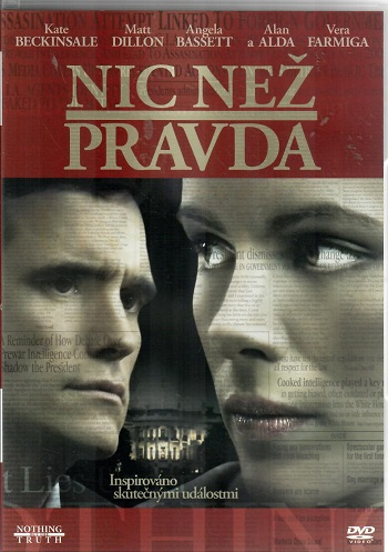 Nic než pravda ( plast ) DVD