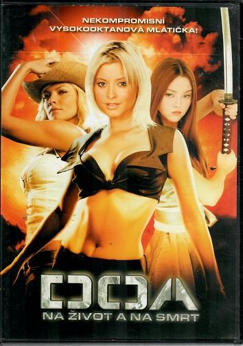 DOA: Na život a na smrt ( plast ) DVD