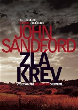 Zlá krev - John Sanford /bazarové zboží/